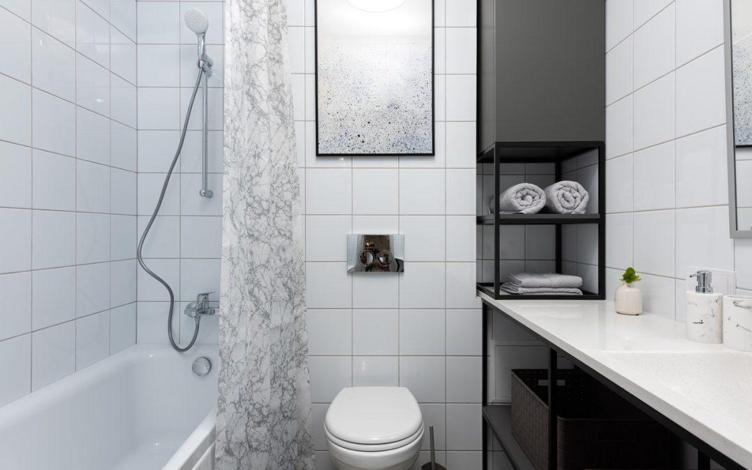 Looks pour un rafraîchissement printanier de la salle de bain !