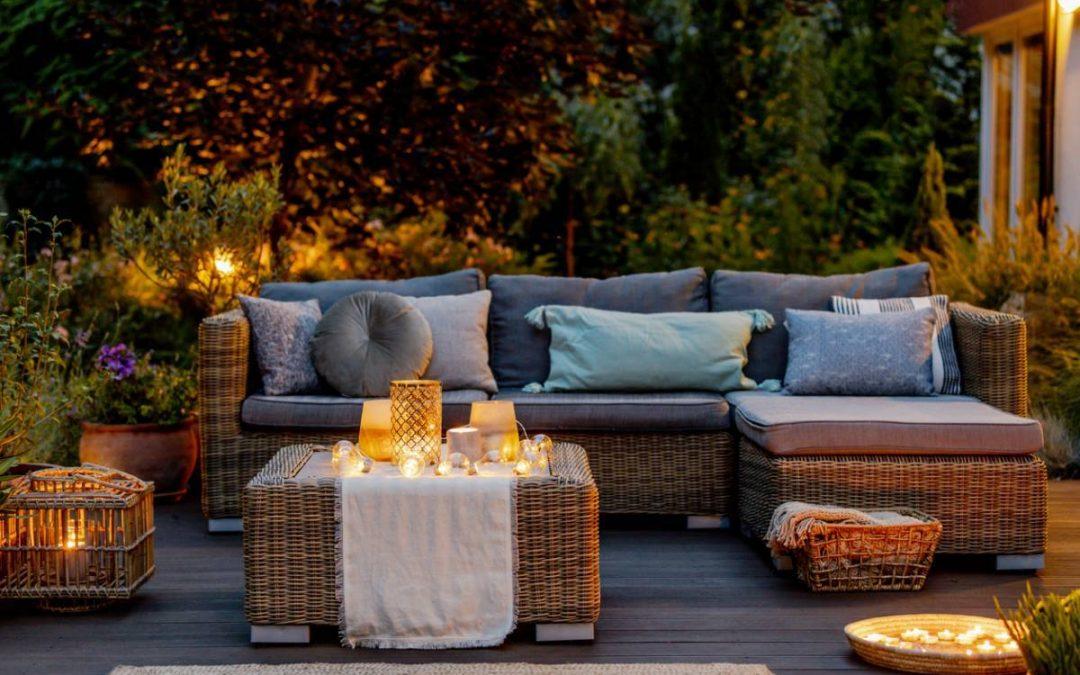 6 solutions durables pour éclairer votre jardin
