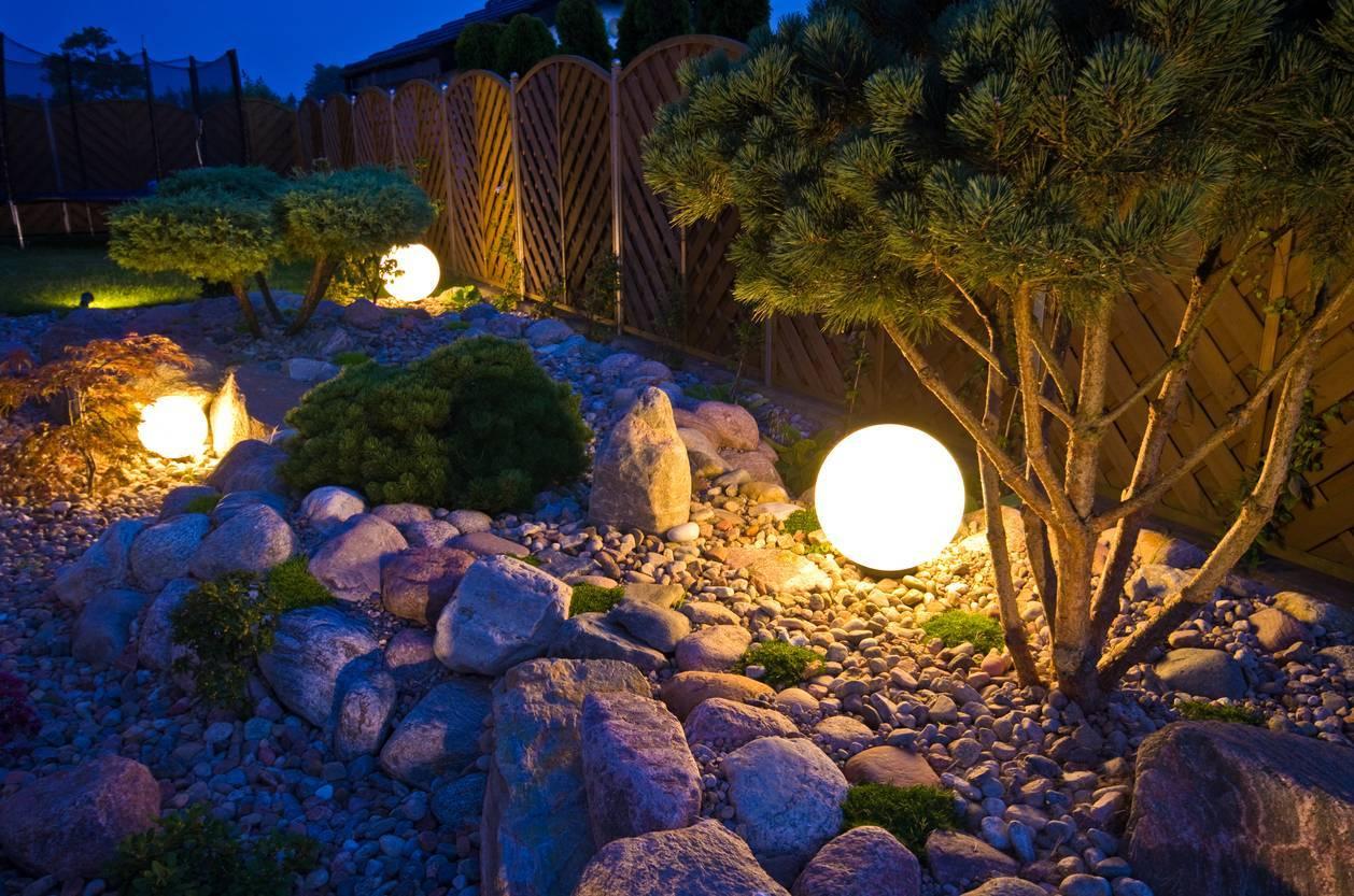 éclairage jardin solutions durables