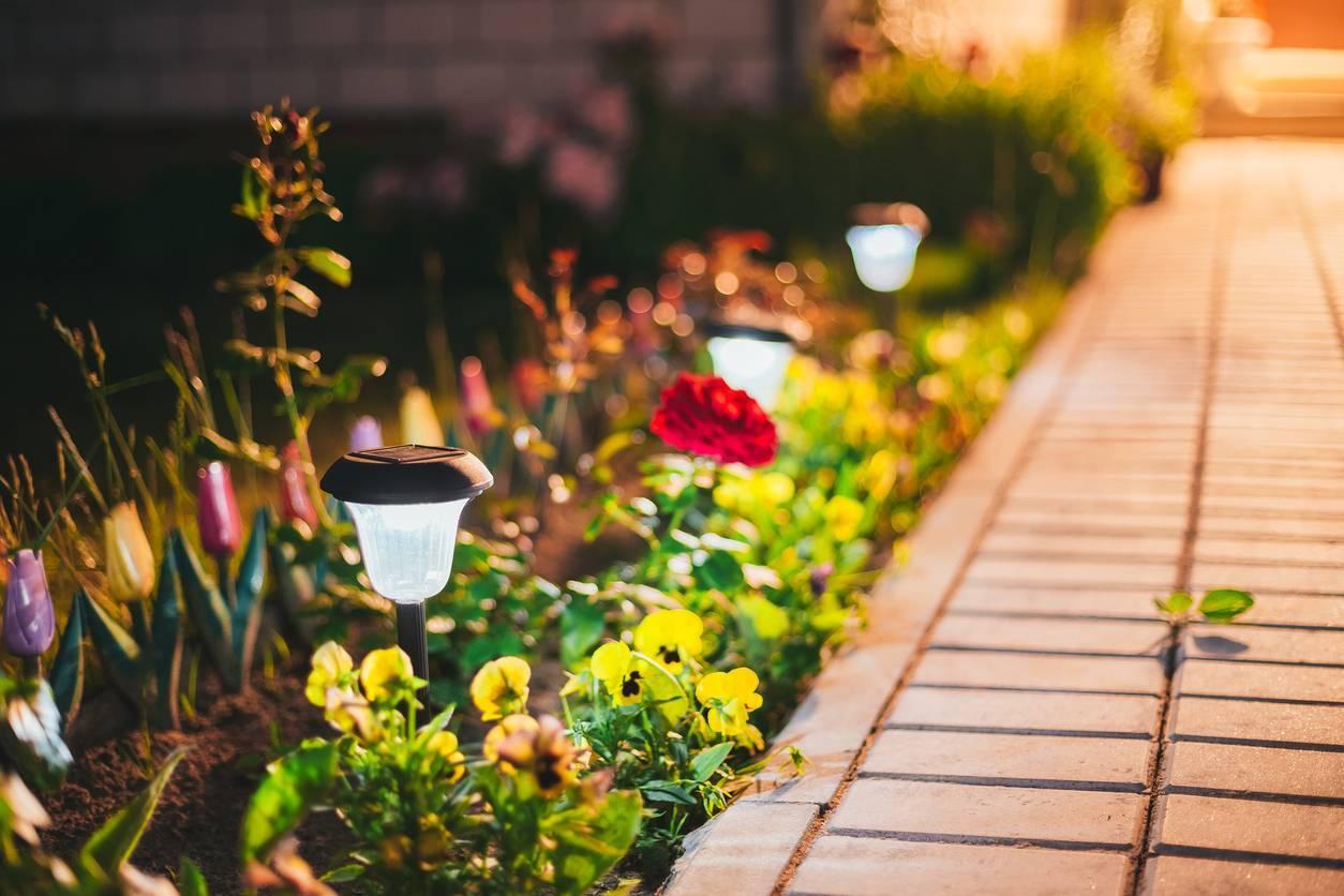 lanternes jardin solutions durables