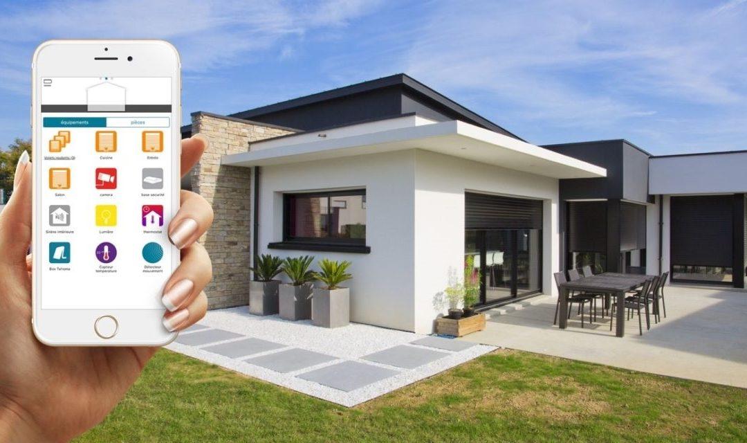 La sécurisation d'une maison grâce à la domotique de surveillance