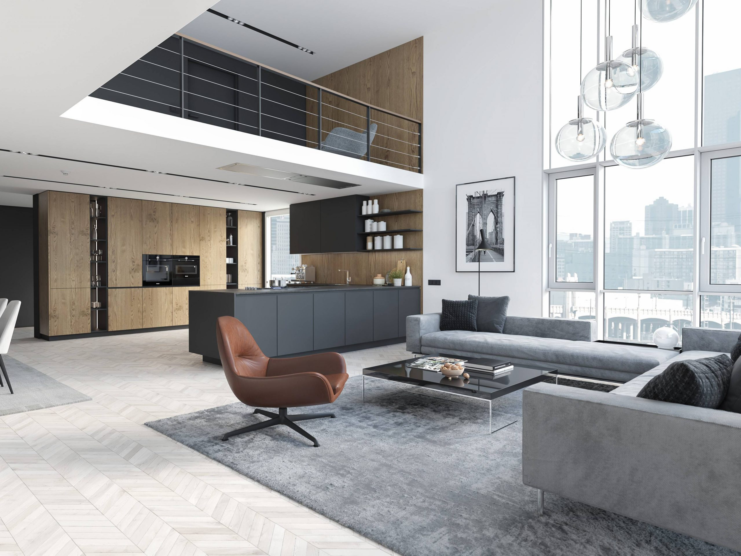 loft immobilier luxe