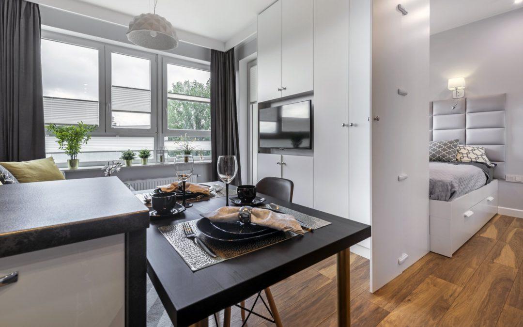 Optimiser l'espace dans un petit appartement