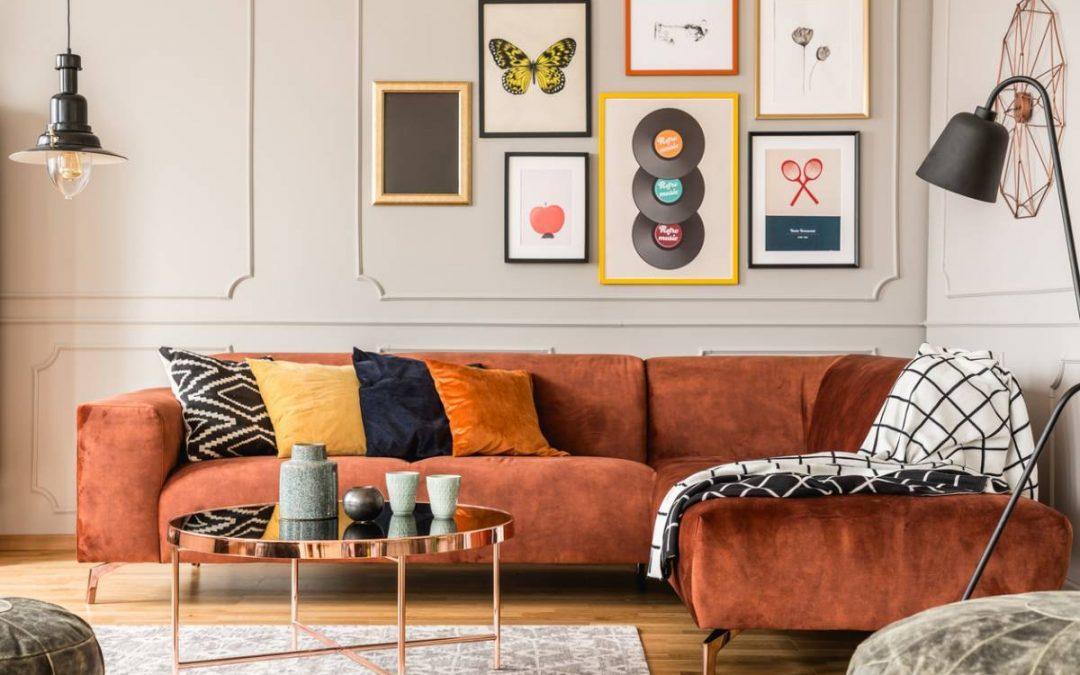 Déco intérieure : 4 éléments à assortir au mobilier