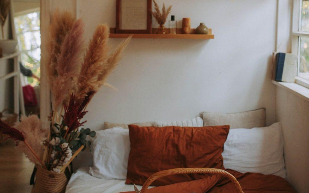 6 conseils pour votre chambre d'automne