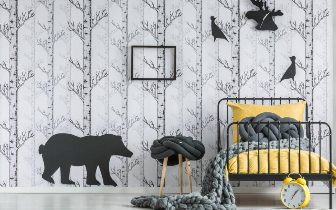 Papier peint : les tendances jungle et nature