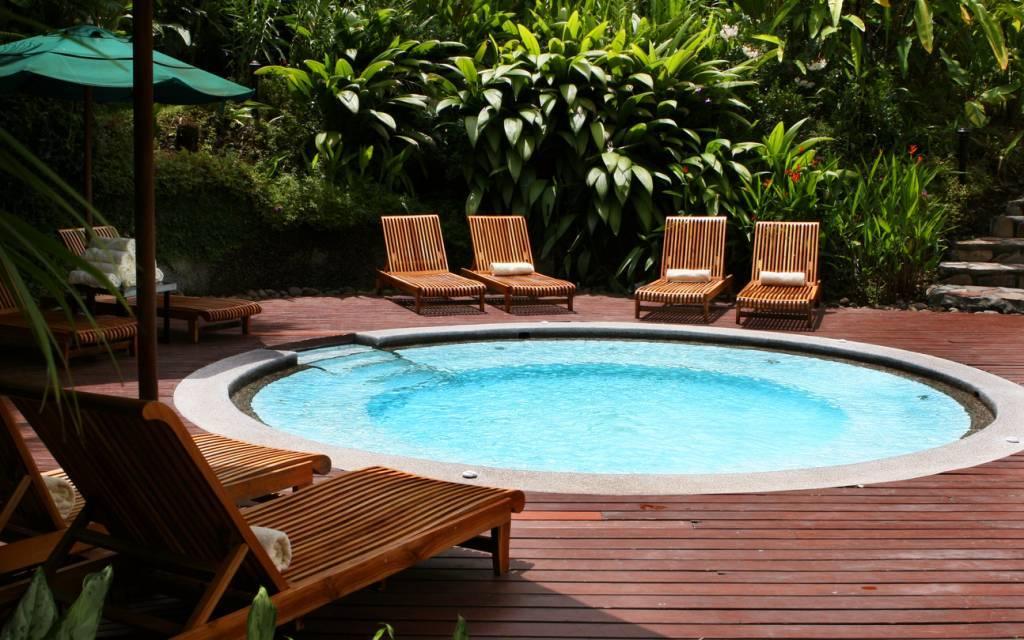 aménager un espace bien-être dans son jardin spa