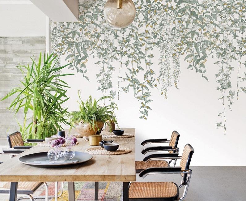 decoration papier peint