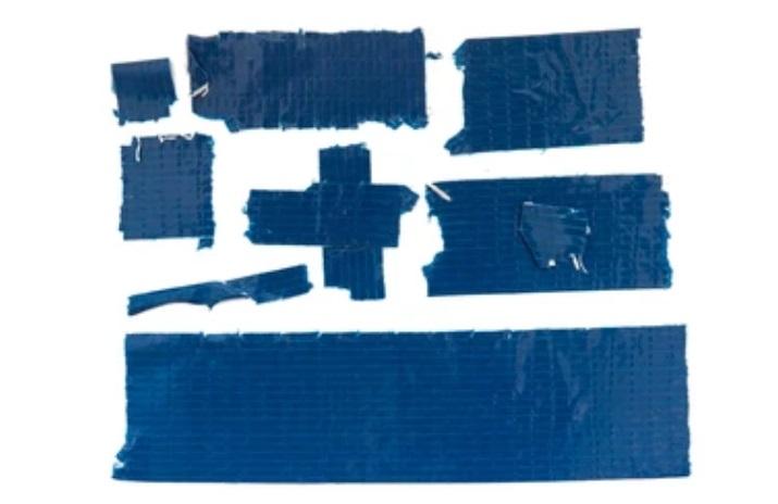 utilisation couleur bleu canard