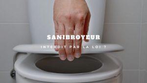 Sanibroyeur