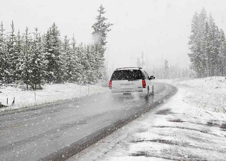 préparer la voiture pour l'hiver