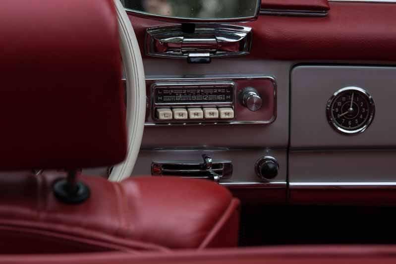 comparatif poste radio voiture