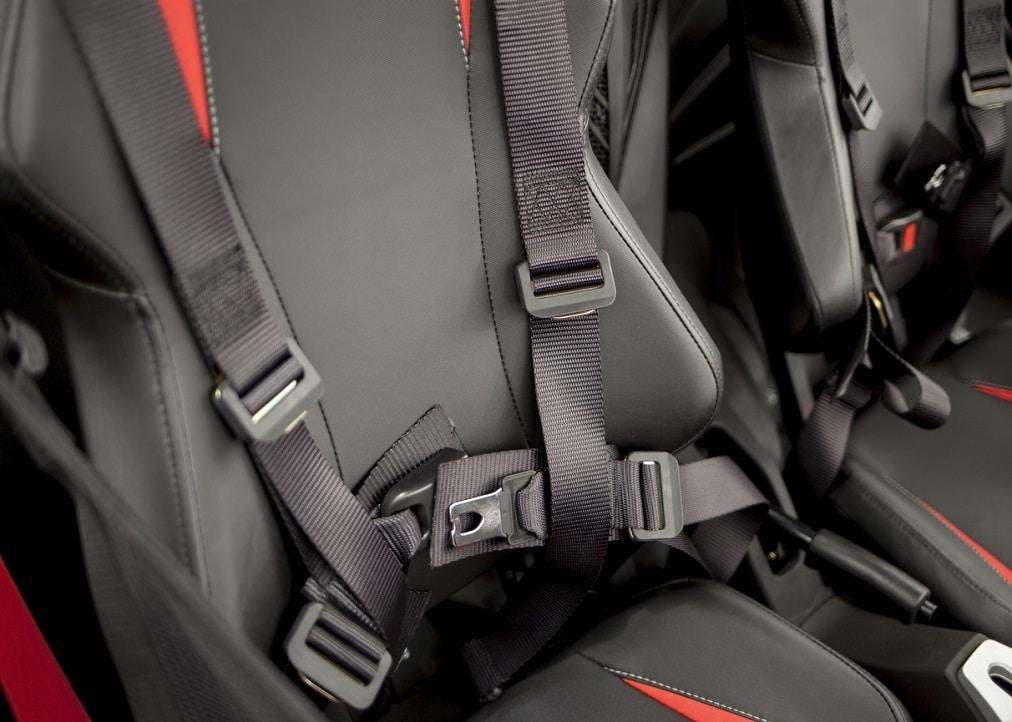 ceinture de securite voiture