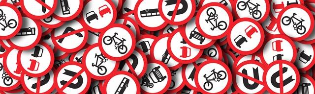 exemple panneaux routiers