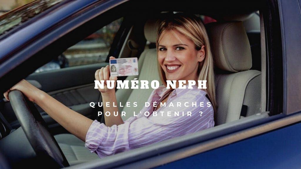 numéro NEPH