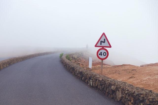 panneau limitation vitesse