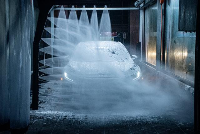 lavage automatique auto