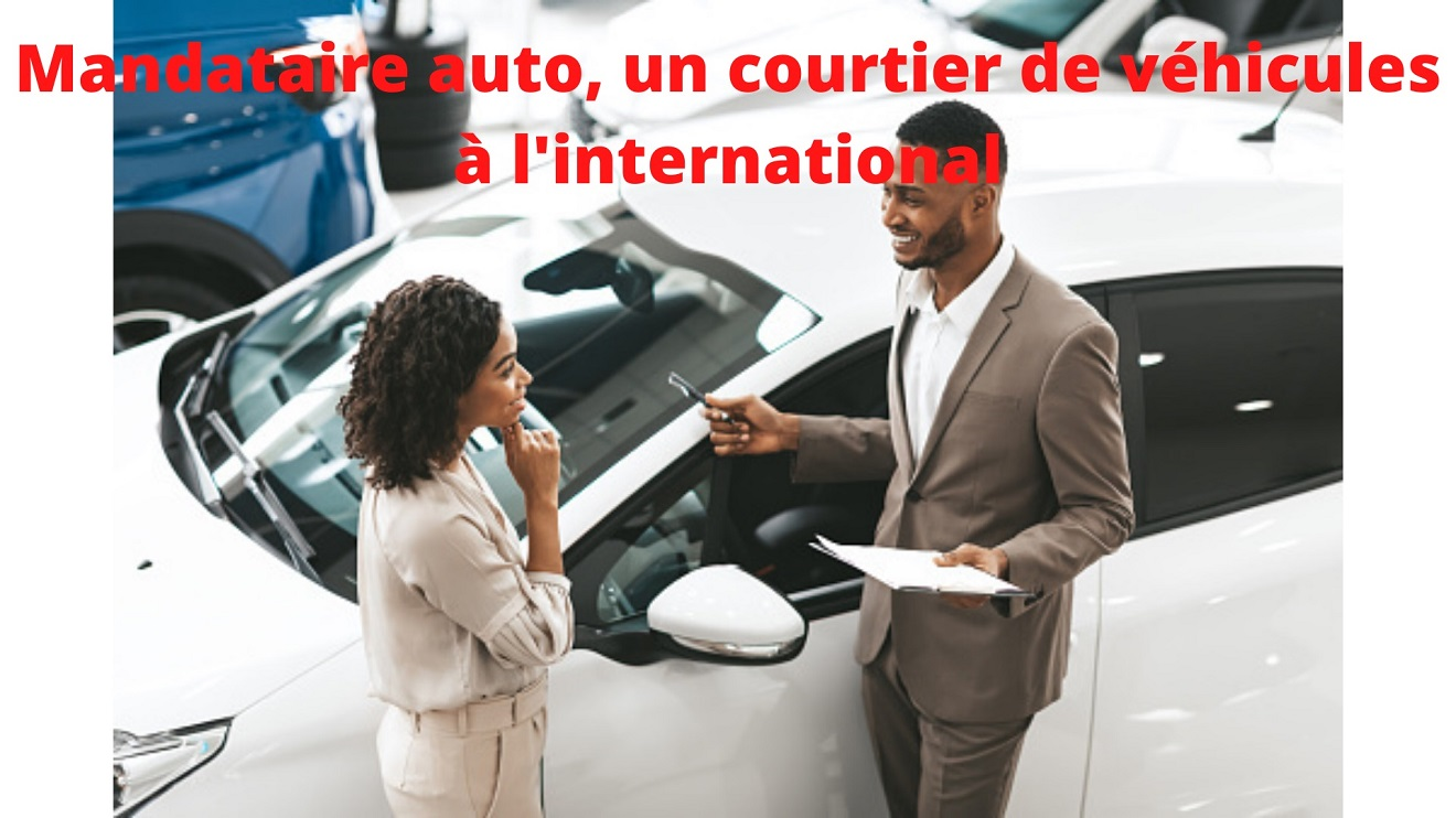 mandataire auto