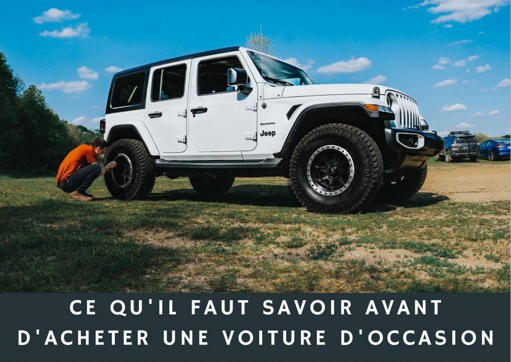 jeep d'occasion