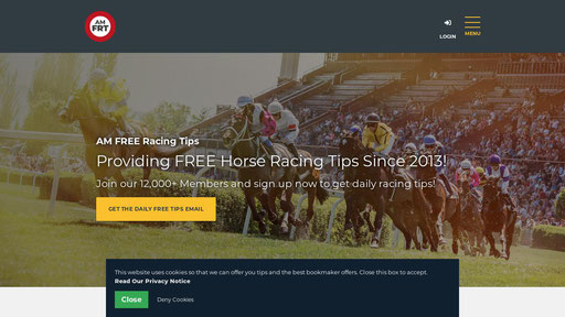 free horse racing tips for tomorrow uk