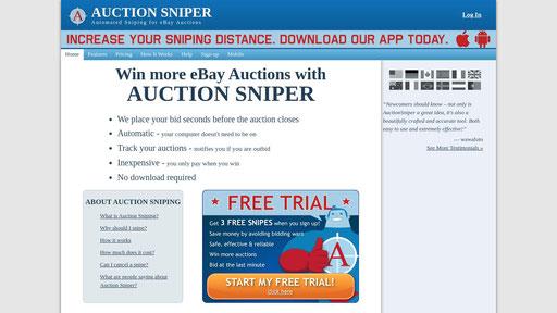 Esnipe Com Bid On Ebay Automatically