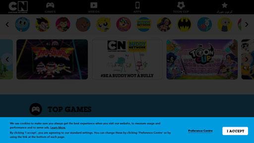 Cartoonnetwork Co Uk Cartoon Network Free Online