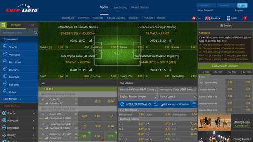 eurolloto sports betting