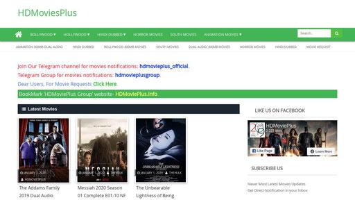Hdmoviesplus.com - Download latest dual audio 300mb movies