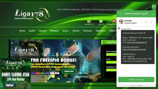 Agen Sbobet Casino Online Maxbet Tangkasnet