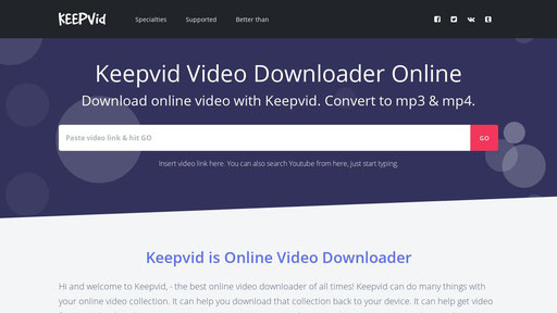 Save Online Video To Mp4 On Your Device With Savevideo