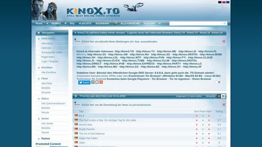 Kinox.To English Alternative