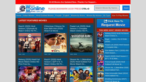 Onlinemovies.com.pk - Watch new movies online full hd...
