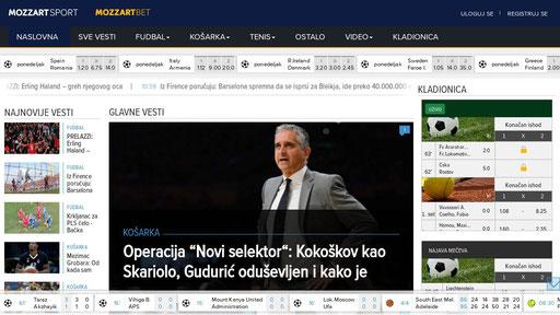 Sportklub Rs Sve O Sportu Timovima Uzivo Utakmice I