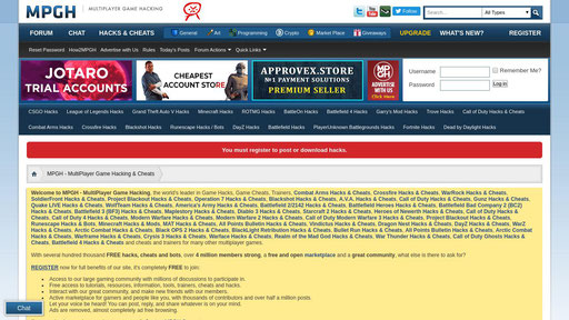 Hacker crossfire chat web hyundai.multitvsolution.com passwords