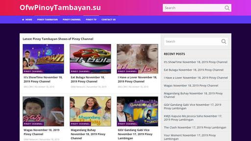 Online chat tambayan pinoy OFW Pinoy