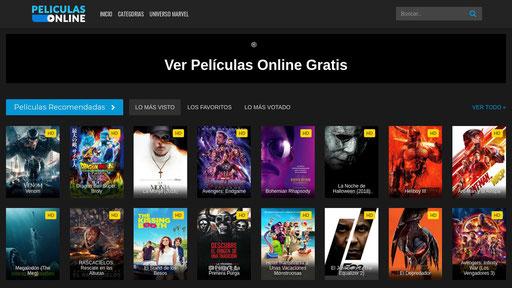 Peliculas en espanol completas gratis online