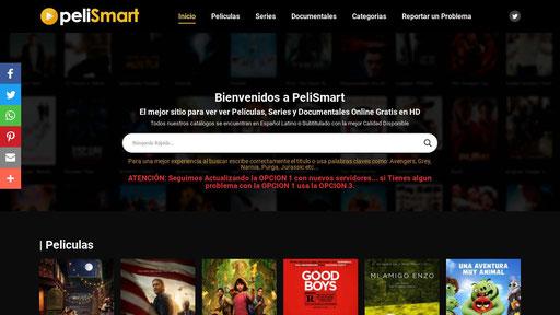 Pelismart Peliculas Y Series Online Gratis En Español Latino
