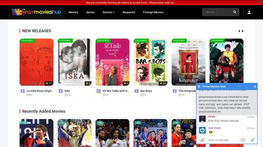 The Official Home Of Pinoymovieshub Free Pinoy Movies Pmh