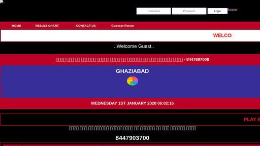 Play bazaar chart