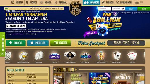 Poker88 Mobile Game Poker Online Terpercaya Di Indonesia