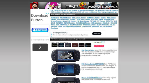 Sony psp themes free download