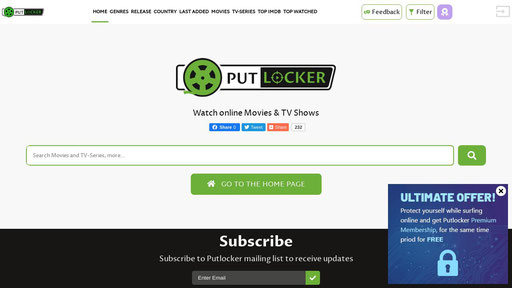 watch tv shows online free in putlocker