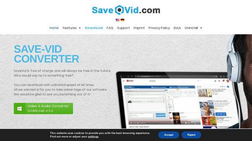 Saveonline Video Professional Online Video Downloader Free