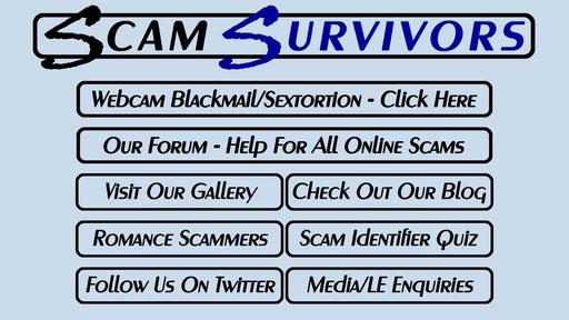 Scamming forum romance Love &