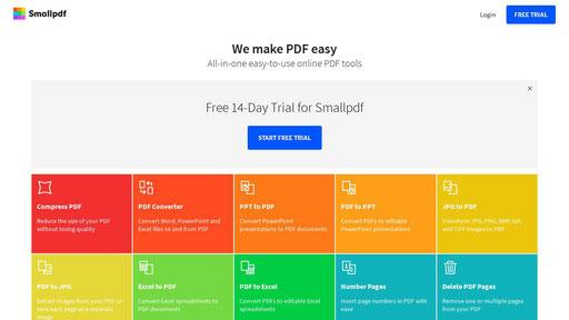 Ilovepdf Online Pdf Tools For Pdf Lovers