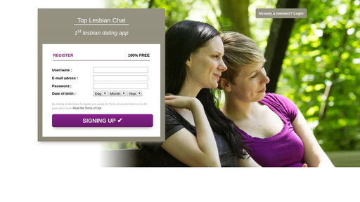 Free lesbian chat rooms
