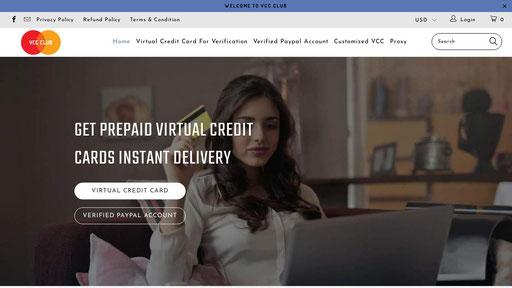 Autovcc Instant Virtual Credit Cards Virtual Prepaid Cards