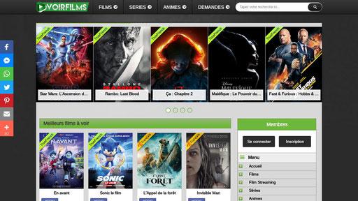 Voir Films Et Series En Streaming Vf Et Vostfr En Illimite Regardez vos films en ligne en version française sans limitation. xranks