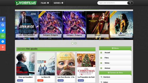 Voir Film Voir Films Et Series En Streaming Vf Et Vostfr En Illimite 1,266 likes · 17 talking about this. films et series en streaming vf