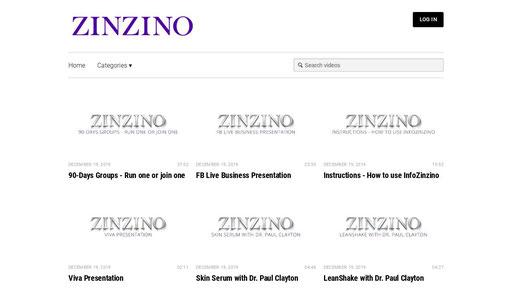 Zinzino test results